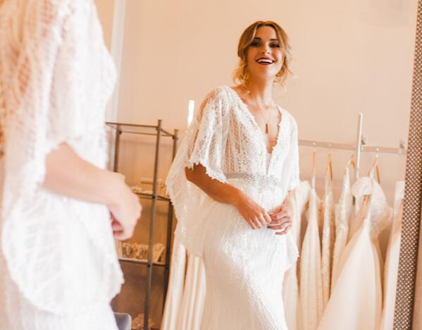 Why wedding dresses take up to 20 to 20 months to arrive