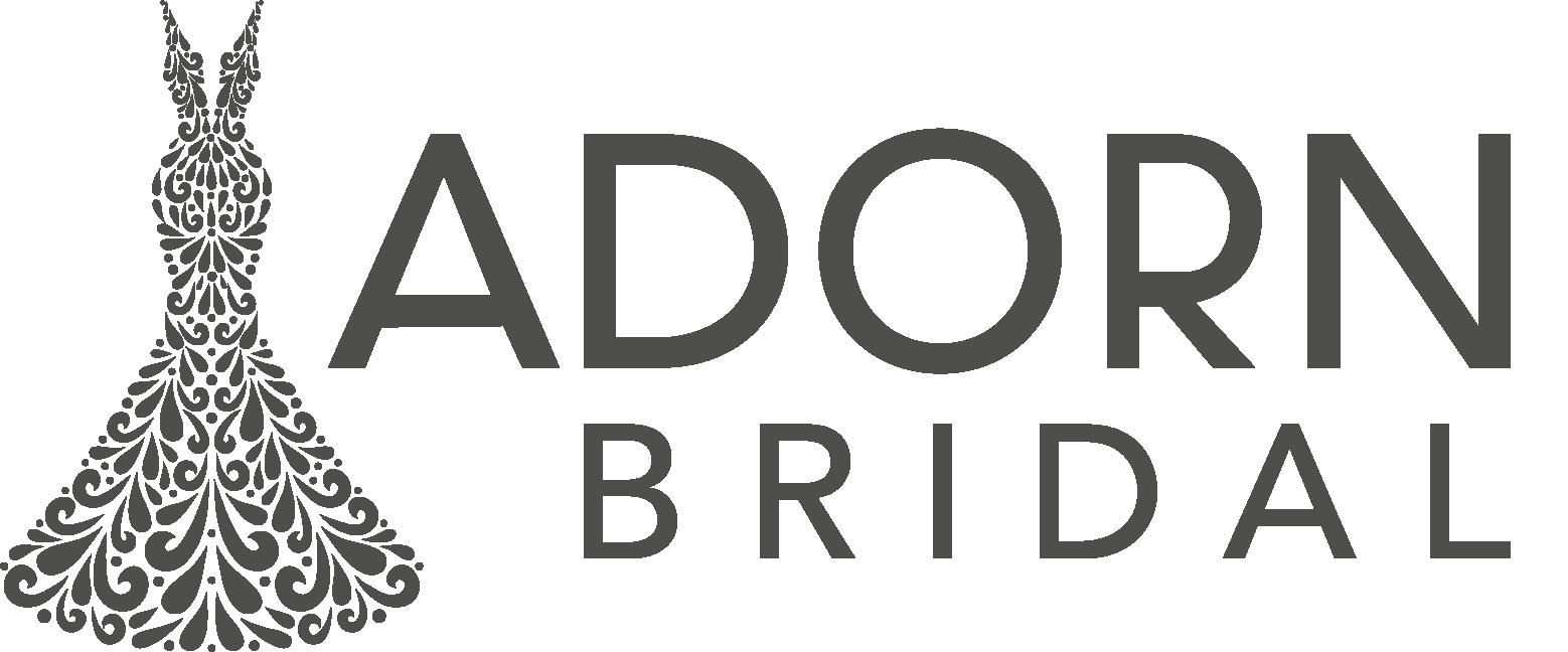 Adorn-Bridal-Logo-Horizontal-Gray